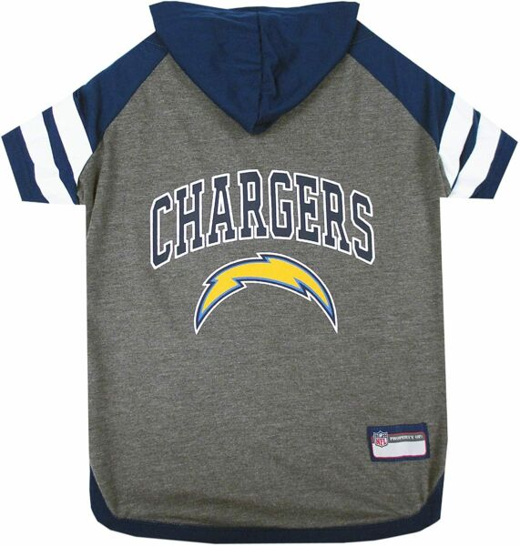 LOS ANGELES CHARGERS Tee Hoodie Dog Pets First all sizes $18.69