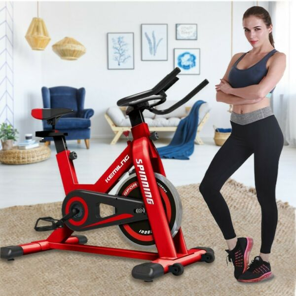 Bicycle Cycling Fitness Gym Exercise Stationary Bike Cardio Workout Home Indoor $164.99