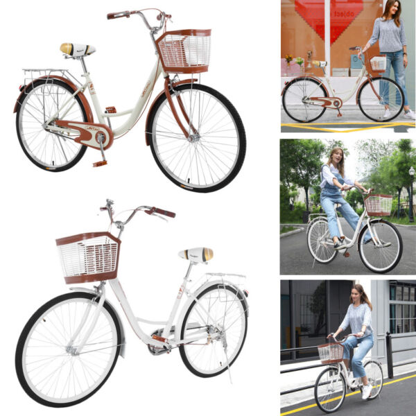 Beach Cruiser Rover 26 inch Bike Women#x27;s Ladies Different Colors Commuter Bike $168.88