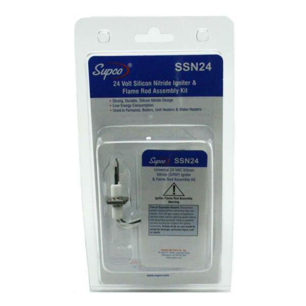 1X FLAME ROD IGNITER IG9500 FOR FURNACE HONEYWELL Q3400A1040 Q3400A1024 $44.50