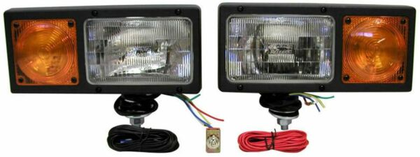 Peterson Complete Snow Plow Light Kit Wiring Harness 505K BladeLights