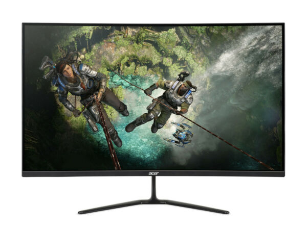 NEW Acer 32quot; Curved FHD 1920x1080 HDMI DP 165Hz 1ms Freesync LED Gaming Monitor