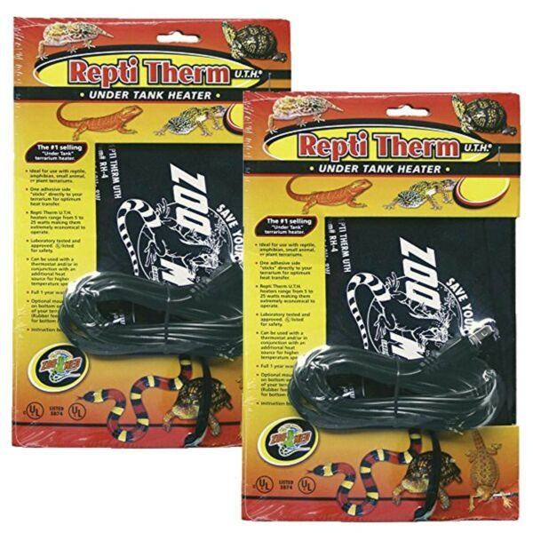 Zoo Med ReptiTherm Under Tank Heater Large $32.15