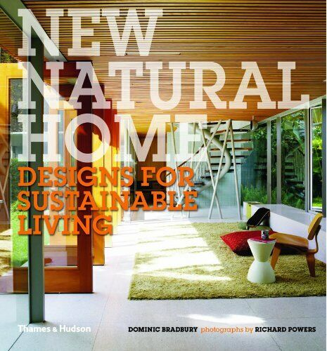 New Natural Home by Dominic Bradbury Hardback Book The Fast Free Shipping $11.99