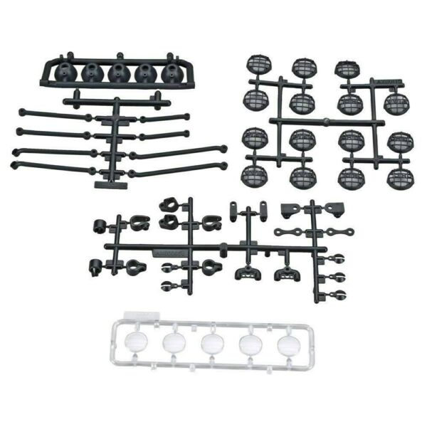 Axial AX30709 Universal 5 Bucket Light Bar Set EXO Terra Buggy Wraith Wrangler $25.00