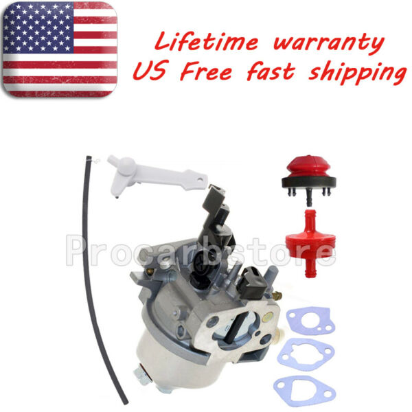Power Clear 621 721 621721 Snowblower For HUAYI Carburetor with gaskets 127 9008