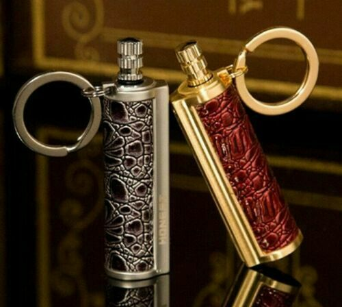 DRAGON#x27;S BREATH IMMORTAL Fire Starter Matchstick Lighter Waterproof Flint Metal