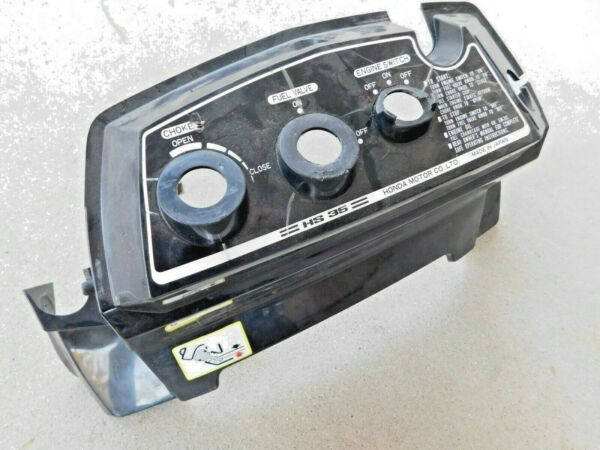 Honda HS35 Snow Blower Control Panel FREE SHIPPING