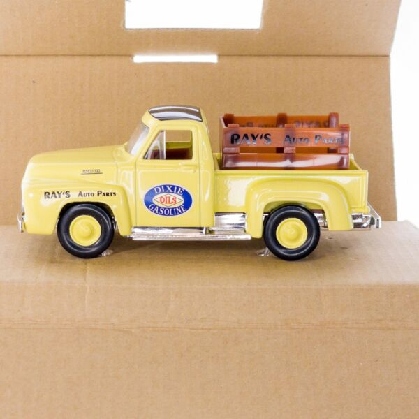 NEW Vintage Matchbox 1953 Ford Pickup 1:43 Scale Dixie Gas Parts amp; Service
