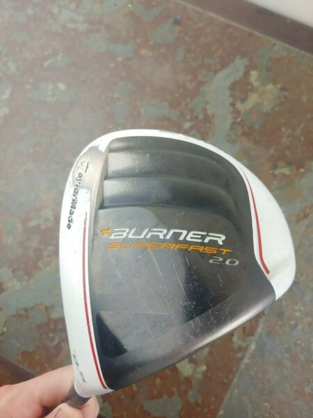 TAYLORMADE Burner Superfast 2.0 9.5° Driver RH Right Handed Factory Stiff Flex