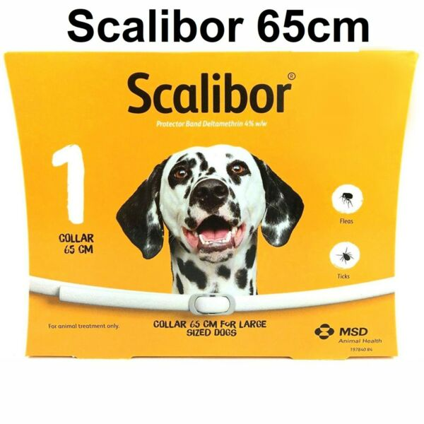 1 Preventic dog Tick Collar 25quot; 4month tick protection as scalibor exp2021 $2.00