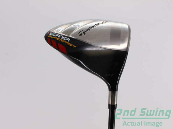TaylorMade Burner Superfast Driver 13° Graphite Senior Right 46.5in