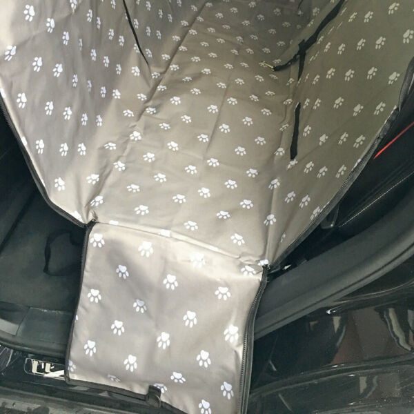 Dog Carriers Waterproof Rear Back Pet Dog Car Seat Cover Mats Hammock Protector $17.00