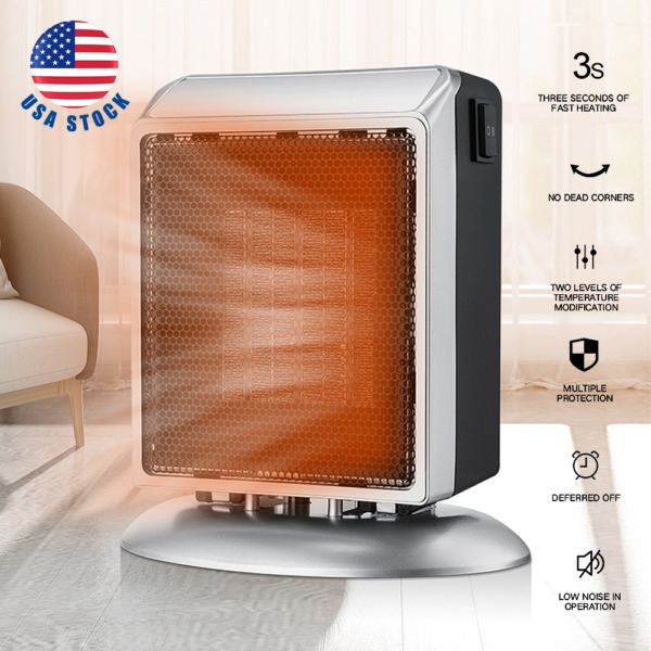 Indoor Portable Electric Heaters PTC Fast Heating Ceramic Fast Heating Room Home