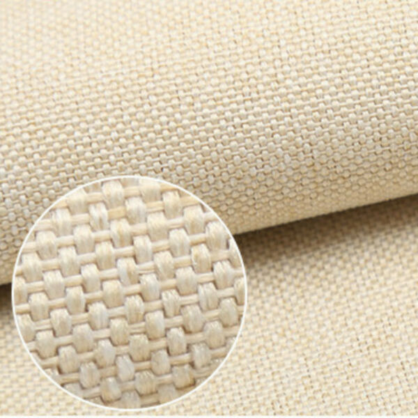 Burlap Linen Fabric Acoustic Absorption Cloth for Speaker Upholstery DIY Craft
