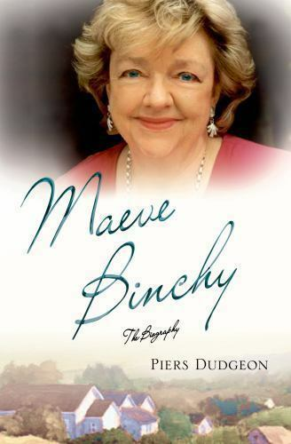 Maeve Binchy: The Biography Dudgeon Piers Good Books $5.98
