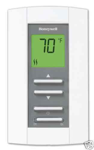 Honeywell Electric Baseboard Heat Thermostat Line Volt $59.95