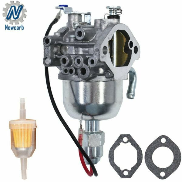 New Carburetor w Solenoid For Generac Generator GN220 RV 0D8332 Carb C 7107