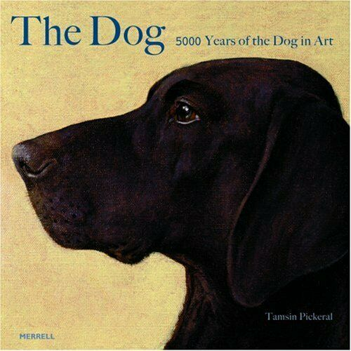 The Dog: 5000 Years of the Dog in Art by Tamsin Pickeral Hardback Book The Fast $29.99