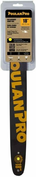 Poulan Pro 952044689 Genuine OEM 18quot; Replacement Bar Replaces 44689 $23.99