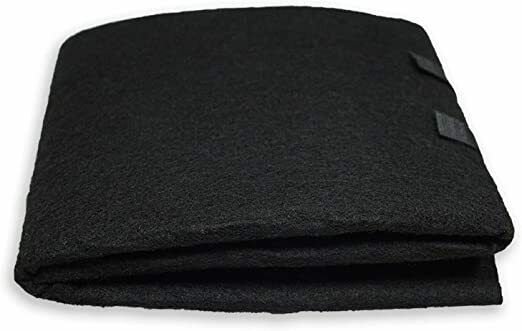 Carbon Pad Filter Cut To Fit Sheet Purifiers Charcoal Furnace Odor Remover Aid $18.99