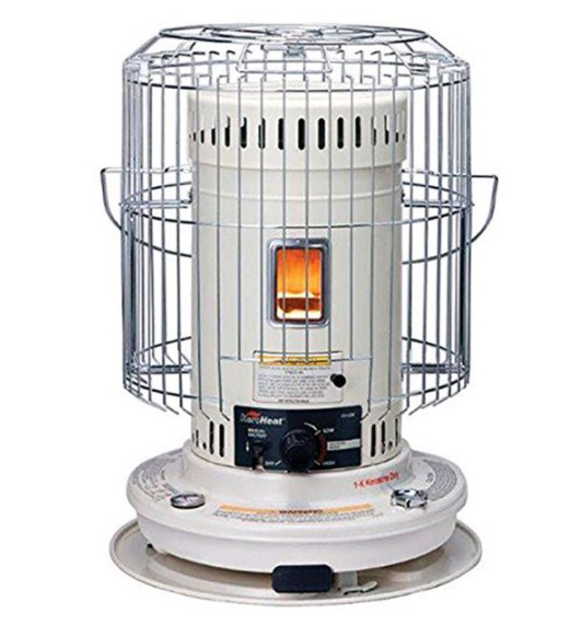 Sengoku HeatMate Indoor Outdoor Portable Convection Kerosene Space Heater