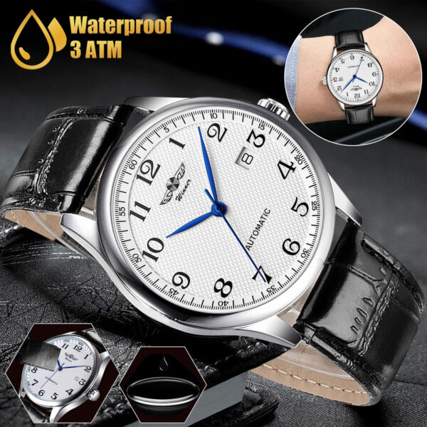 Waterproof Smart Watch Blood Pressure Oxygen Heart Rate Monitor for Android IOS $28.98