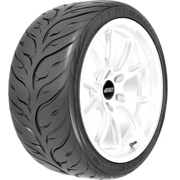 2 New Federal 595RS RR 245 35ZR18 92W XL High Performance Tires