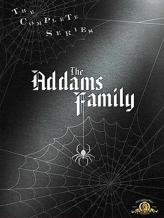 The Addams Family The Complete Series