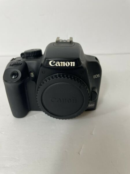 Canon Rebel XS DS126191 Camera body AS IS
