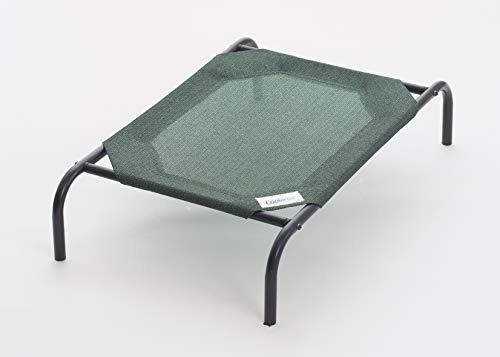 The Original Elevated Pet Bed by Coolaroo Small Brunswick Green $29.03