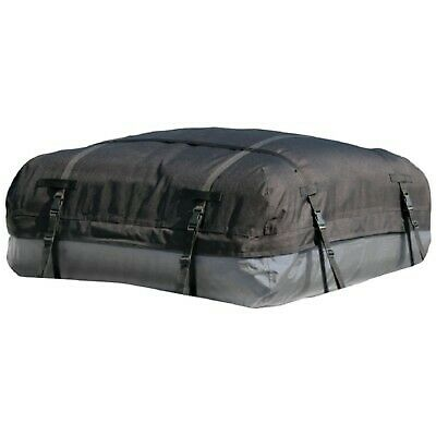 Deluxe Roof Top Luggage Carrier 15 cu ft. Heavy duty w adjustable Straps $29.44