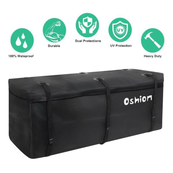 Hitch Rack Cargo Carrier Bag Waterproof Luggage Storage Bag for Car Truck SUV $49.99