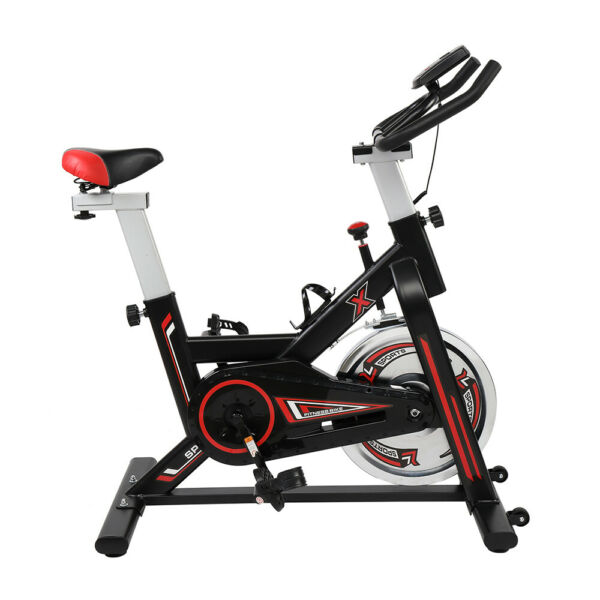 New Exercise Bike Health Fitness Indoor Cycling Bicycle Cardio Workout Home $189.99