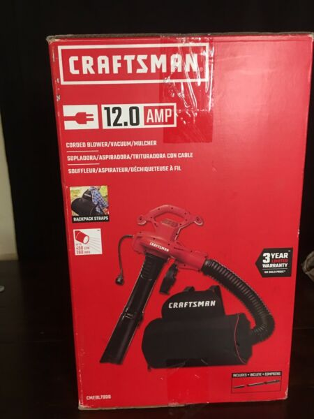 craftsman Blower And Weed Eater Combo Set