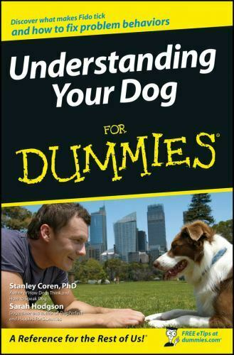 Understanding Your Dog For Dummies Paperback Coren Stanley $3.72