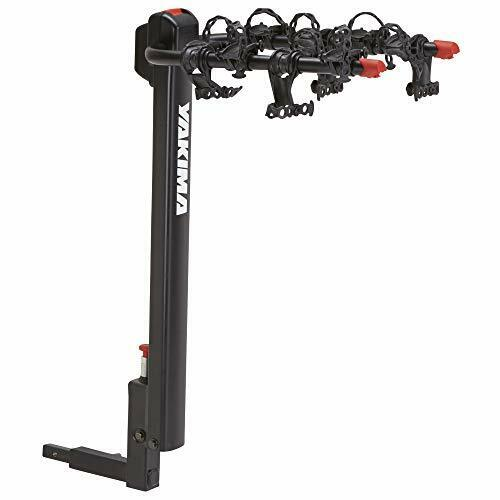 Yakima DoubleDown 4 Hitch Bike Rack Traditional Frame Tilt Out Finish 8002424 $313.12