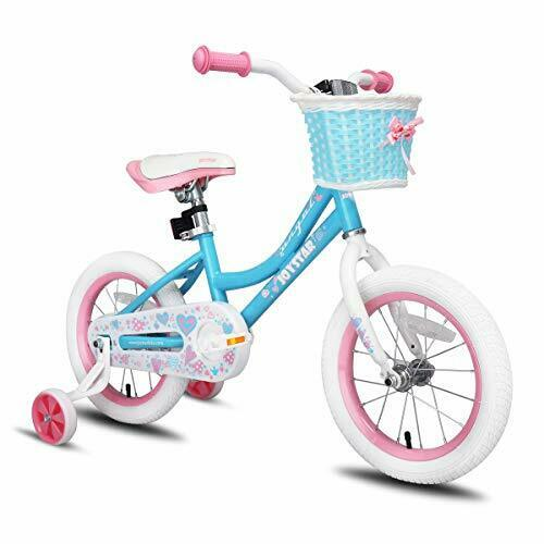 JOYSTAR 12 Inch Kids Bike for 2 3 4 Year Girls Child Bicycle with Training Wh... $111.00