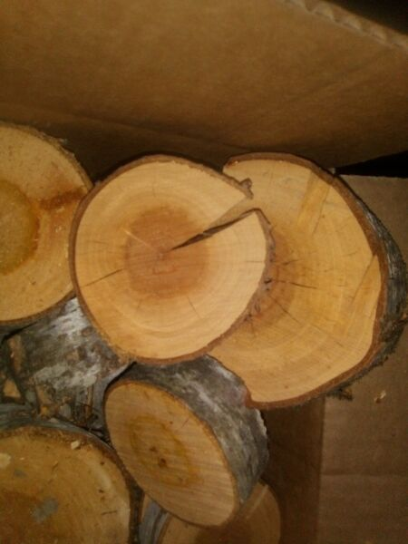 Cherry wood for smoking BBQ $16.50