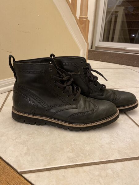 Timberland Boots for Men Size 12 Black $50.00