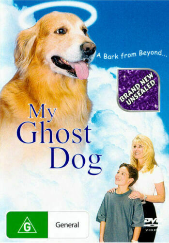 My Ghost Dog Rated G DVD Reg 4 Disc and Cover Only No Case AU $4.49