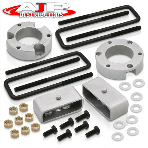 2quot; Front 3quot; Rear Silver Leveling Lift Kit Set For 2005 2020 Toyota Tacoma 2 4WD $67.99