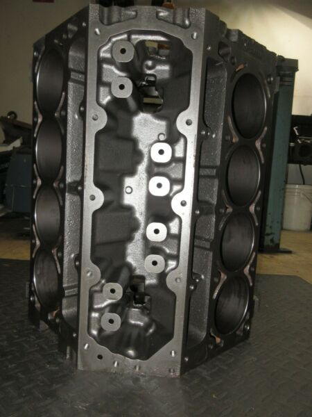 Chevy LS 6.0L Bare Engine Block Gen 4 LY6L96