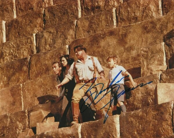 Brendan Fraser Autographed Signed 8x10 Photo The Mummy REPRINT $9.99
