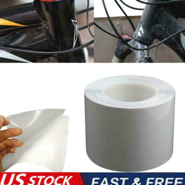 Bicycle Frame Protective With Transparent Film For Mountain Accessories X1D2 $7.89