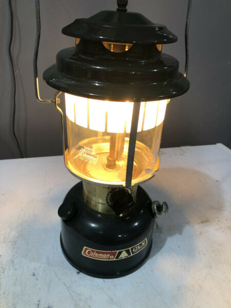 Vintage 3 84 Coleman Lantern CLX 290 Double Mantle Tested And Working Great