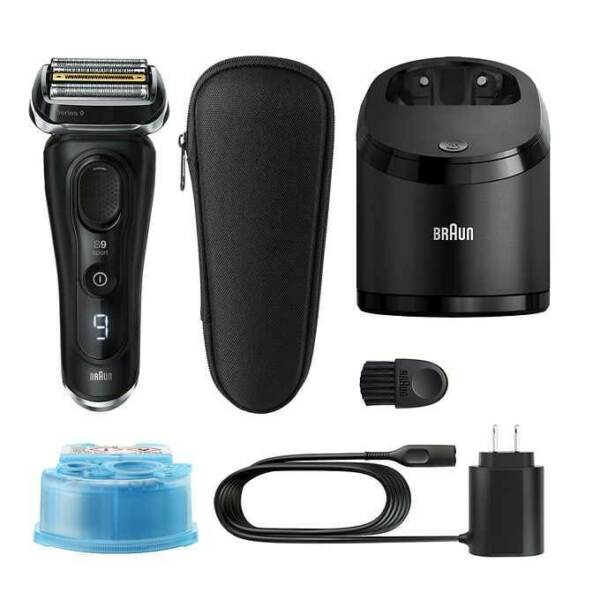 Braun Series 9 Shaver with Clean and Charge System 9310CC FREE SHIPPING $229.99