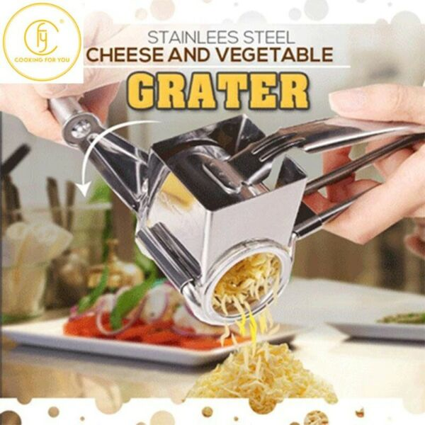 Stainless Steel Vegetable Grater Kitchen tools Fruit cheese peeler kitchen tool