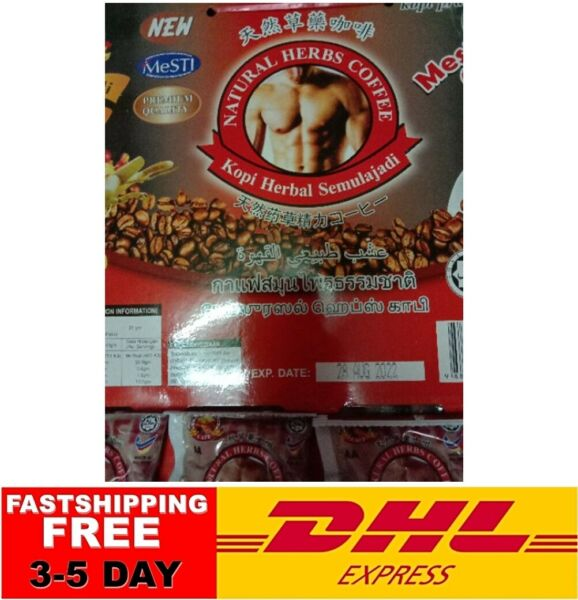 Herbal Coffee Red Coffee For Man Strong Endurance Boost Confidence Healthy