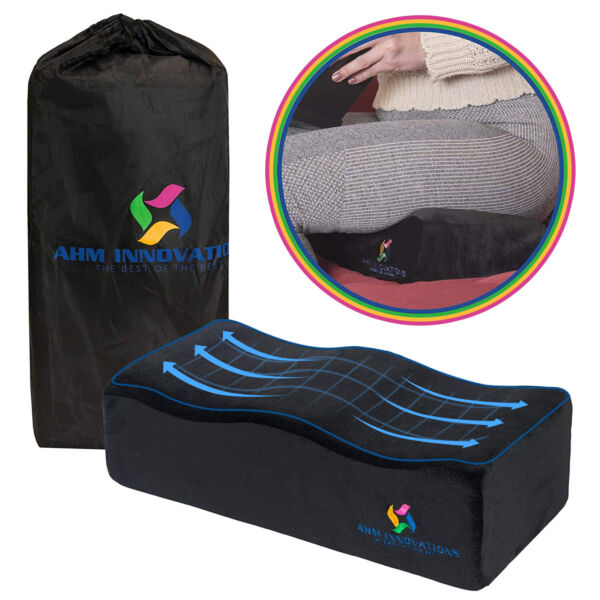 AHMPost Butt Lift Recovery BBL Pillow – Unique 3 Layer Design After BBL $39.99